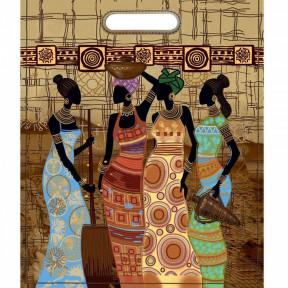 """Набор для создания сумки Нова Слобода А-1006 """"Африканские"""