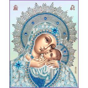 """Набор для вышивания бисером Изящное Рукоделие БП-142 Венчальные пары Богородица """"Корсунская"""""""
