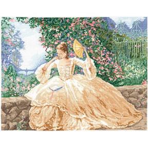 Набор для вышивания Janlynn 032-0104 Ringlets And Roses фото