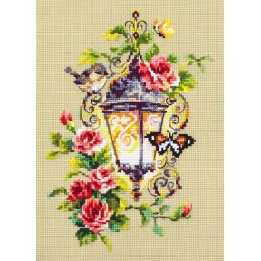 Набор для вышивки крестом Чудесная игла 100-042 Свет