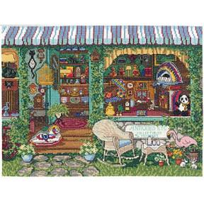 Набор для вышивания Janlynn 032-0101 Antiques, Etc