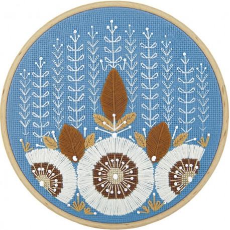 Набор для вышивания крестом  Чарівна Мить ВТ-105 Начало лета