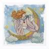 """Набор для вышивки крестом Чарівна Мить М-314 По мотивам Г.И. Семирадского """"Христос у Марфы и Марии"""""""