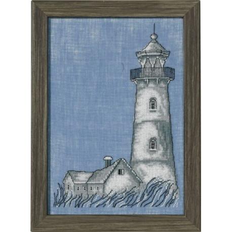 Набор для вышивания Permin 92-8169 Lighthouse фото