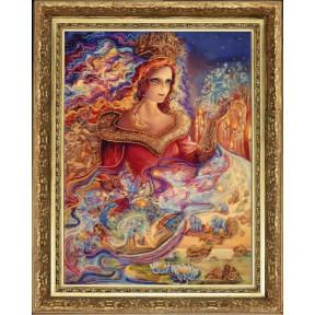 Набор для вышивания бисером Butterfly 819 Магия (по картине Дж. Уолл)