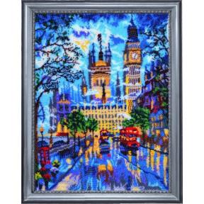 Набор для вышивания бисером Butterfly 383 Вечерний Лондон