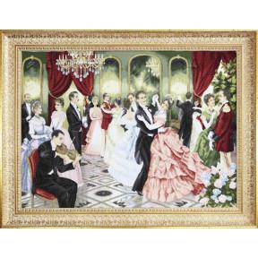 Набор для вышивки крестом Чарівна Мить М-330 Рождественское сияние