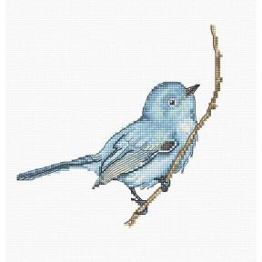 Набор для вышивки Luca-S B1158 Певчая птица