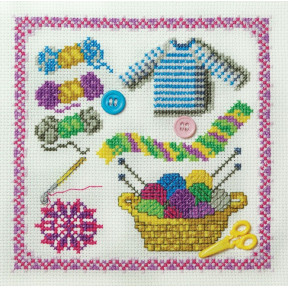Набор для вышивки крестом Марья-Искусница 11.004.01 Вышивания