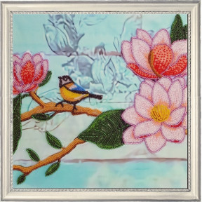 Набор для вышивания бисером Butterfly  164 Ветвь магнолии 2