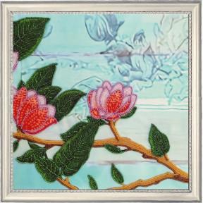 Набор для вышивания бисером Butterfly 165 Ветвь магнолии 3
