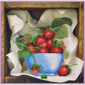 Набор для вышивания бисером Картины Бисером Р-384 Яблоко