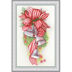 Набор для вышивания крестиком OLanTa VN-058 Ангел Рождества