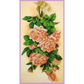 Набор для вышивания бисером Картины Бисером Р-386 Клубника
