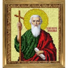 Набор для вышивания бисером КиТ 70214 Св Андрей Первозванный