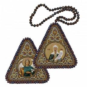 Набор для вышивания двухсторонней иконы Нова Слобода ВХ-1213