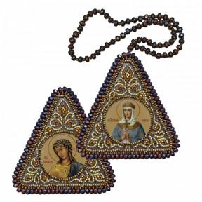 Набор для вышивания двухсторонней иконы Нова Слобода ВХ-1233