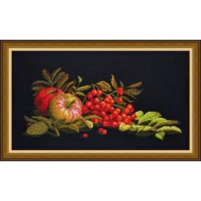 Набор для вышивки крестом Овен 771 Краски осени фото