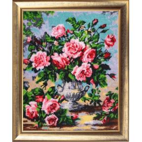 Набор для вышивания бисером Butterfly 168 Аромат роз
