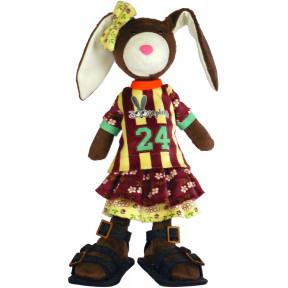 Набор для шитья мягкой игрушки ZooSapiens М3034 Крольчиха Не