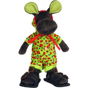 Набор для шитья мягкой игрушки ZooSapiens М3039 Бегемотик Тик