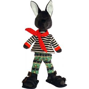 Набор для шитья мягкой игрушки М3042 ZooSapiens Волчок Морячок
