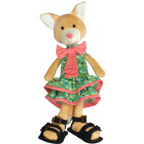 Набор для шитья мягкой игрушки ZooSapiens М3048 Кошечка Светка