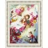 Набор для вышивки крестом Золотое Руно ЧМ-065 Семейное счастье
