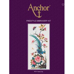 Набор для вышивания гладью  Anchor PE701 Ван Тун