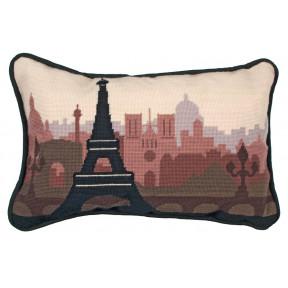 Набор для вышивания гобеленом Anchor ALR52 Париж фото