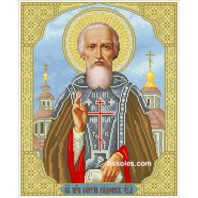 Набор для вышивания бисером БС Солес СІК Святой Иоан Кронштандский