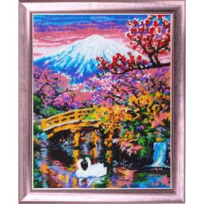 Набор для вышивания бисером Butterfly 386 Фудзияма Ч.2