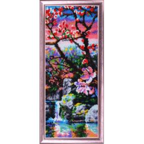 Набор для вышивания бисером Butterfly 387 Фудзияма Ч.3