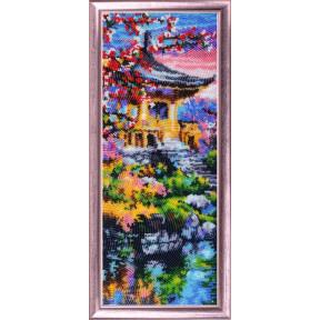 Набор для вышивания бисером Butterfly 385 Фудзияма Ч.1