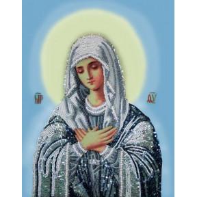 Набор для вышивания бисером Изящное Рукоделие БП-108 Богородица