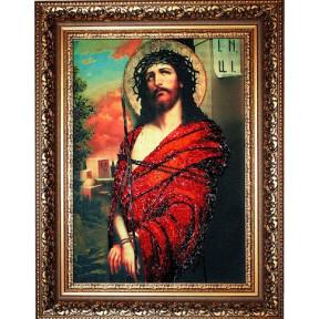 Набор для вышивания бисером Изящное Рукоделие БП-113 Иисус в