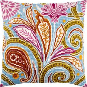 Набор для вышивки подушки Чарівниця V-237 Батик фото