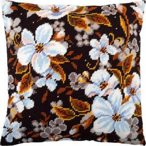 Набор для вышивки подушки Чарівниця V-249 Яблоневый цвет фото