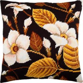 Набор для вышивки подушки Чарівниця V-250 Магнолия фото