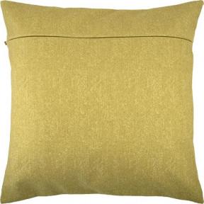 Обратная сторона наволочки для подушки Чарівниця VB-116 Матовое золото