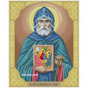 Набор для вышивания бисером БС Солес СМУ Святой мученик УАР
