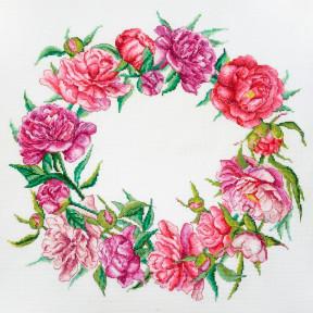 Набор для вышивки крестом Марья-Искусница 06.002.69 Цветение