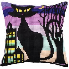 Подушка для вышивания крестом Collection D'Art 5271