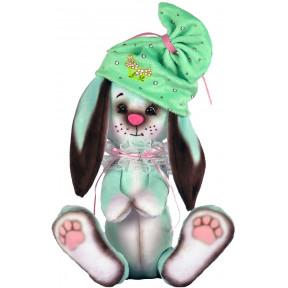 Набор для шитья мягкой игрушки ZooSapiens М4003 Далматинец в панамке