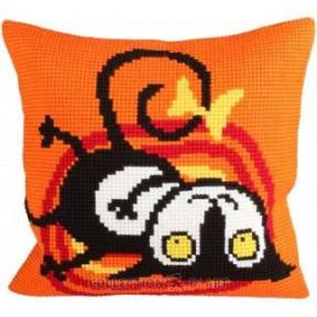 Подушка для вышивания крестом Collection D'Art 5230