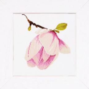 Набор для вышивания Lanarte L35108 Magnolia Bud фото