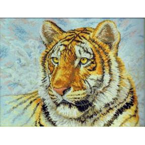 Набор для вышивания Bucilla 45432 Siberian Tiger фото