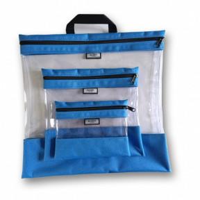 Набор сумок для хранения рукоделия 3шт Bohin (Франция) 98468