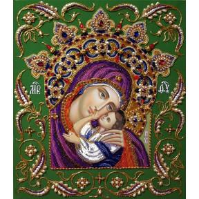 Набор для вышивания бисером Изящное Рукоделие БП-152 Богородица