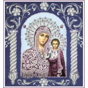 Набор для вышивания бисером Изящное Рукоделие БП-127 Богородица